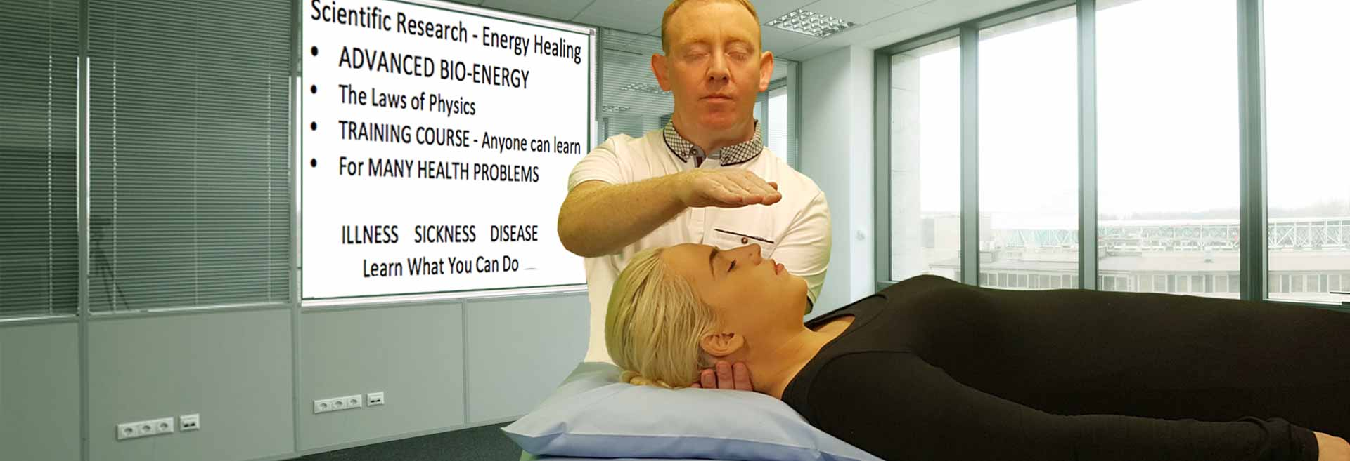 Scientific Research on Energy Healing Methods and Techniques