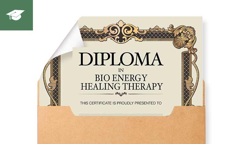 Diploma Certificate in Energy Healing Therapy - Healing Courses Online