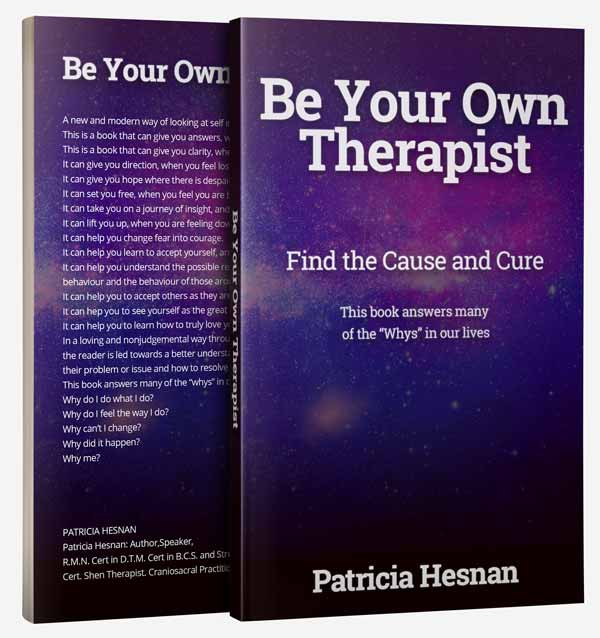 Free Bonus E-Book - Be Your Own Therapist - Energy Healing Courses Online