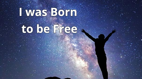 I was born to be free - Energy Healing Self Empowering Songs - Healing Courses Online