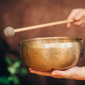 Vibroacoustic Sound Healing With Tibetan Bowls