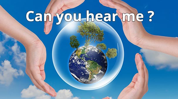 Can you hear me - Energy Healing Self Empowering Songs - Healing Courses Online