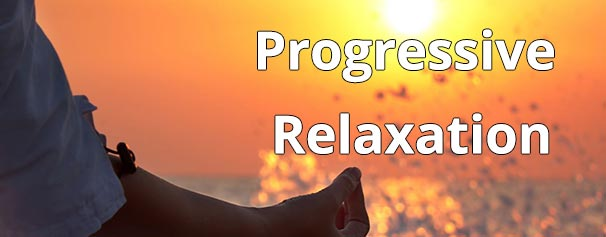 PROGRESSIVE RELAXATION - Chakra Energy Healing Audio - Healing Courses Online