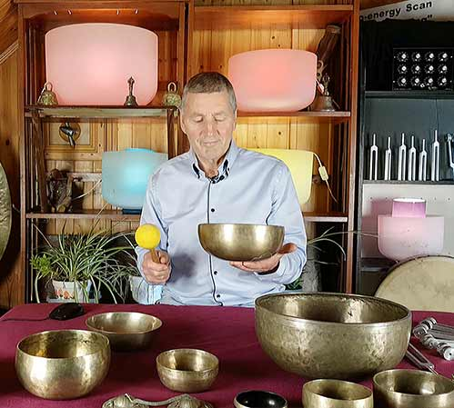Bio Sound Healing Therapy Masterclass Online Training Course