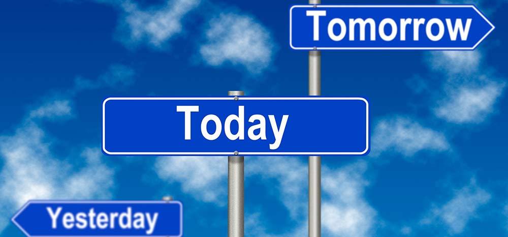 Yesterday,Today & Tomorrow - Bio Energy Healing Blog - Healing Courses Online