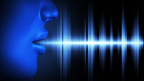 When we talk we are creating minute vibrations - Energy Healing - Healing Courses Onlin