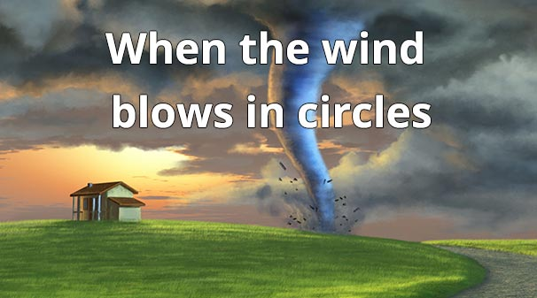 When the wind blows in circles - Energy Healing Self Empowering Songs - Healing Courses Online